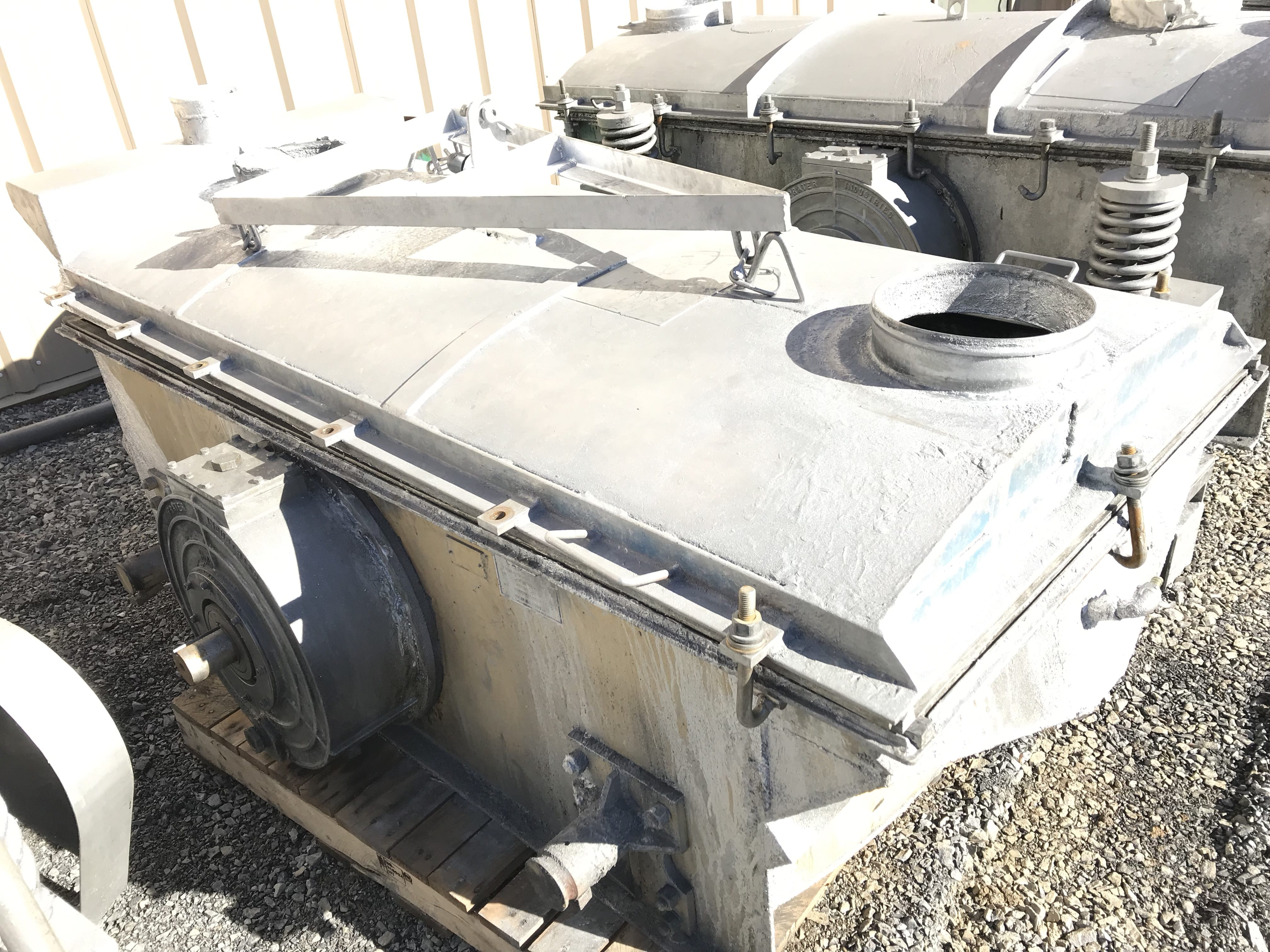 Prater Vibratory Screener/Cleaner VS2-36-1EX For Parts Only