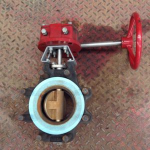 Bray-Controls-430400-11001466-4-WCB-Manual-Wafer-Butterfly-Valve-740PSI-132274155900