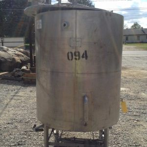 Bray-Sharpsville-315-Gallon-Jacketed-Stainless-Steel-Batching-Tank-100PSI-192653452760