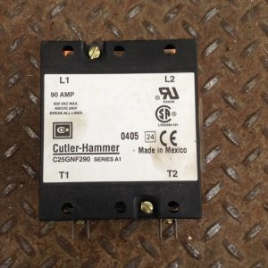 Cutler-Hammer-C25GNF290-Series-A1-Definite-Purpose-Contactor-600V-90A-132679014740