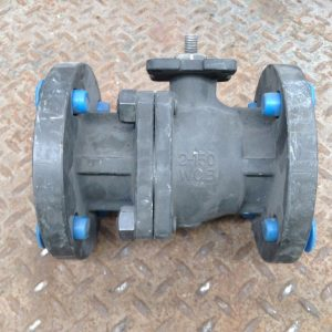Flowtek-2-WCB-Wrought-Carbon-Steel-Manual-Ball-Valve-285PSI-142456249030