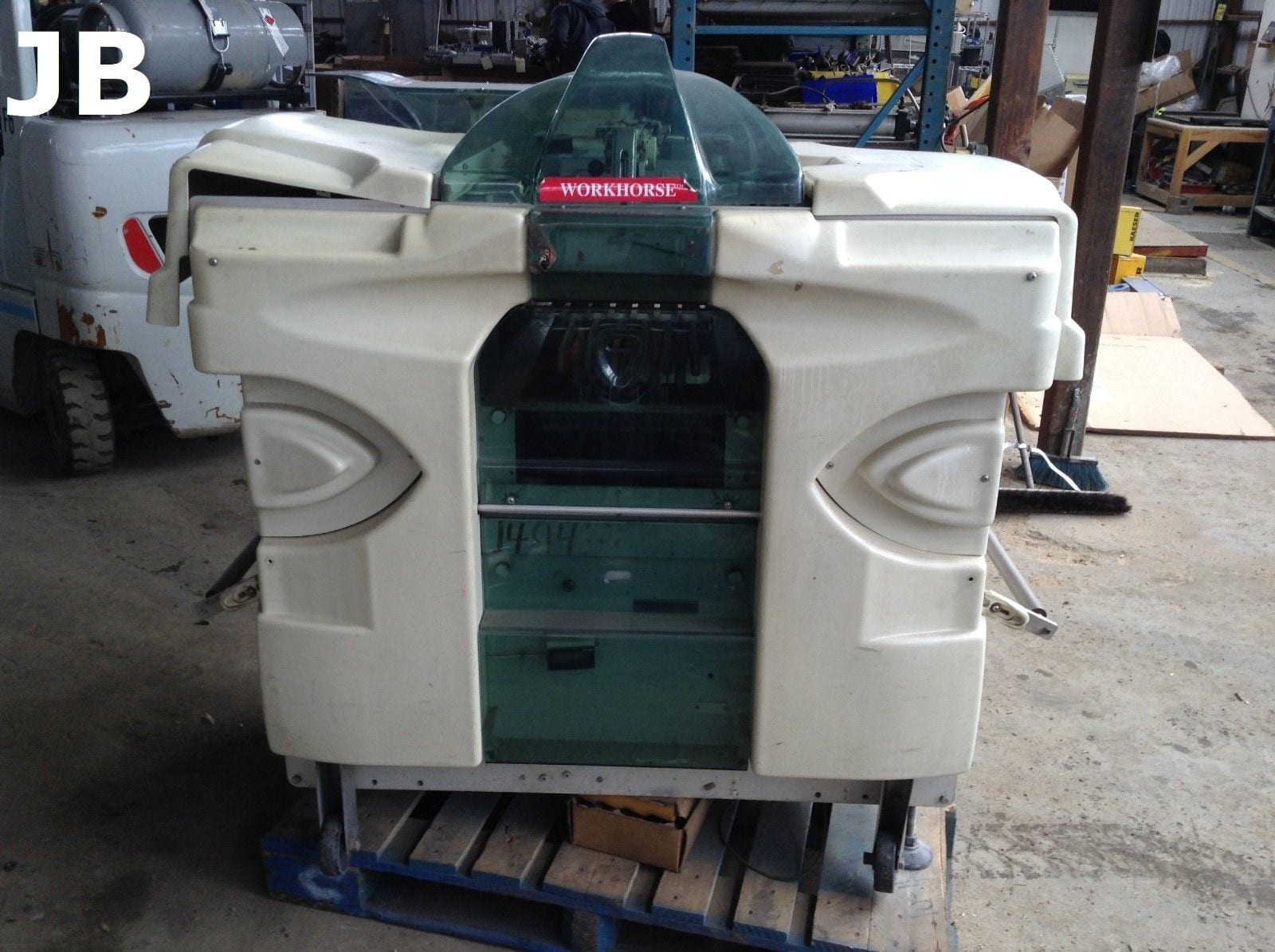 Mettler Toledo Exact Workhorse WH-XR 0809001901 Automatic Tray Wrapper 30ppm