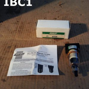 Speedaire-6ZC24-14-Pneumatic-Compressed-Air-Line-Oil-Removal-Filter-NIB-132614088340