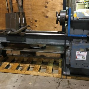 Used-125-x-75-South-Bend-Engine-Lathe-Tubing-Facer-12-3-Jaw-Chuck-132776301520