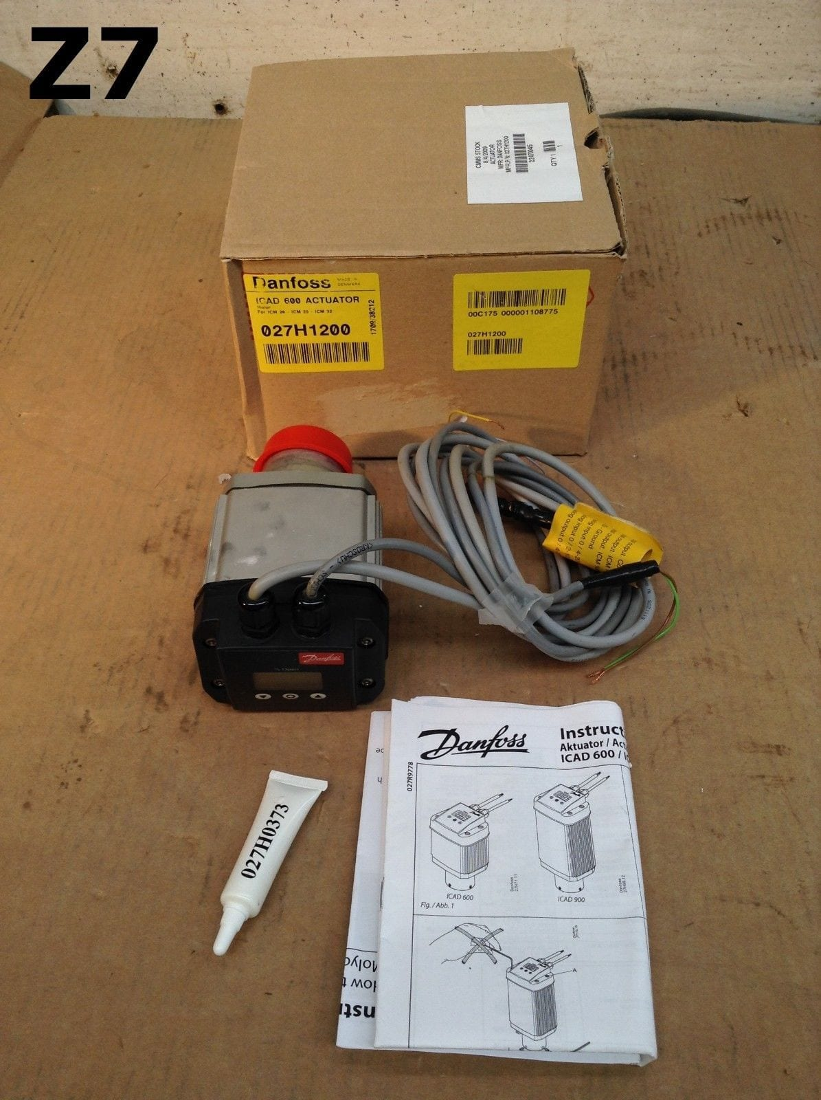 Icm 255 Fan Relay Wire Diagram Data Schema Danfoss Wiring 027h1200 Icad 600 Actuator For 20 25 32 Nib Moses B Rh Mbglick Com Chart