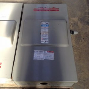 Gould-I-T-E-F355-Vacu-Break-Fusible-Safety-Disconnect-Switch-400A-600V-480V-3PH-192336640111