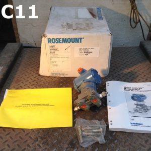 Rosemount-3095-Mass-Flow-Transmitter-150-1500F-0-800PSI-0-25-In-H2O-132706950251