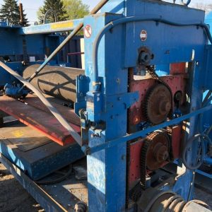 Used-56-Web-Spatter-Roll-Coater-3-Roll-Vertical-Calender-Stack-12-8-Rolls-132776301531