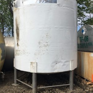 A-B-Process-5000-Gallon-316-Stainless-Steel-Vertical-Process-Storage-Tank-192178551532
