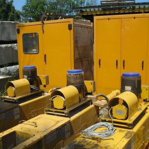 Putzmeister-AG-EKO1060-High-Density-SolidCementConcrete-Pump-w-Hydraulic-Unit-142059275762