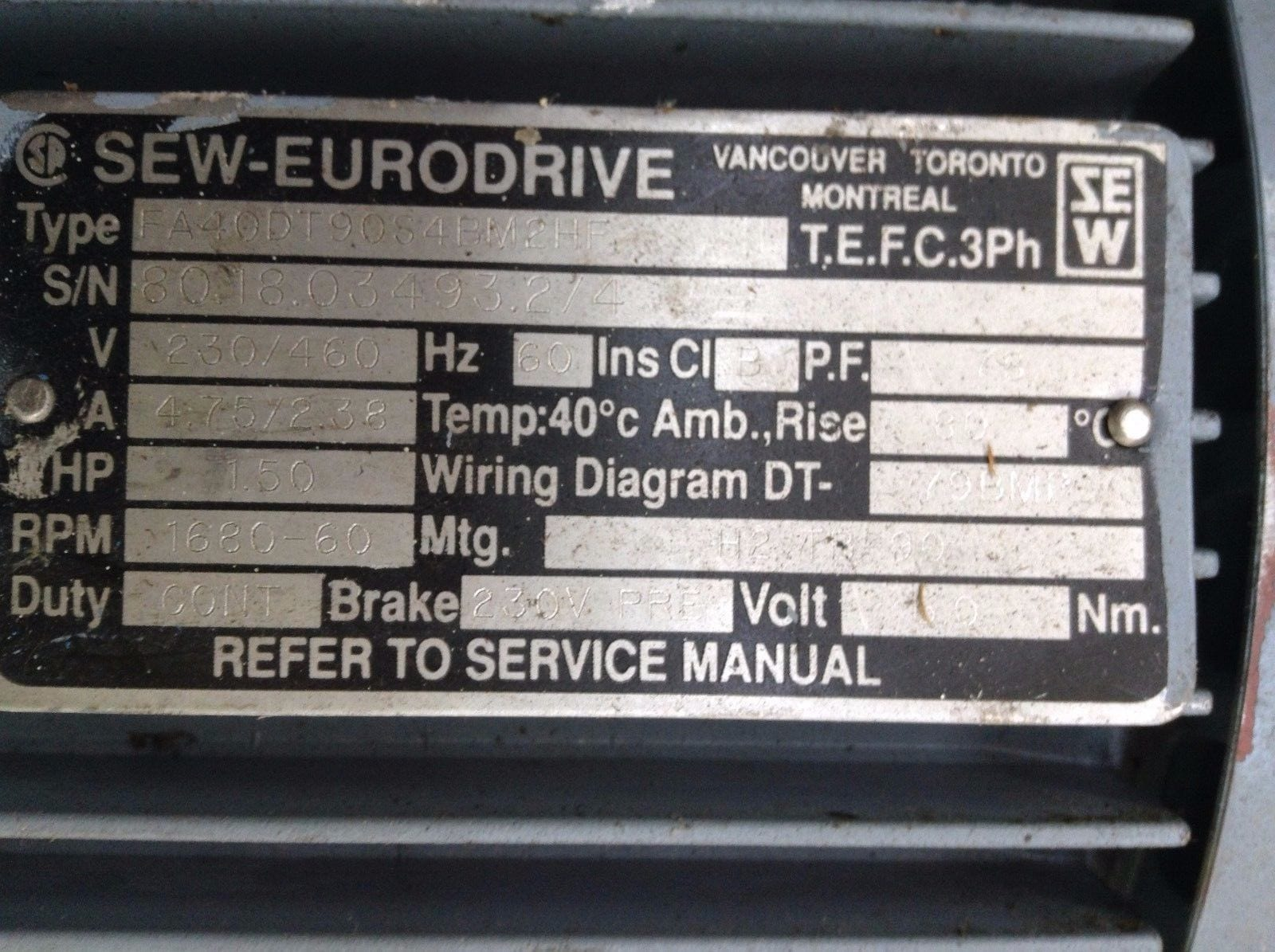 sew eurodrive wiring diagrams   29 wiring diagram images