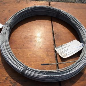 500-Bekaert-316-Galvanized-Cable-Wire-Rope-Guy-Wire-132326916313