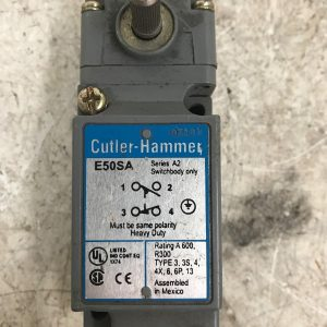 CUTLER-HAMMER-E50SA-Limit-Switch-192580526803