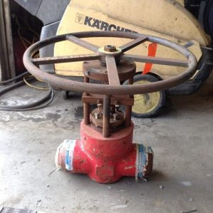 Dewrance-3-14-CI-Manual-Parallel-Slide-Gate-Valve-6350PSI-142919572623