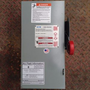 EatonCutler-Hammer-DH261FGK-Type-1-HD-Fusible-Safety-Disconnect-Switch-30A-600V-132366546363