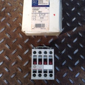 GE-General-Electric-CL02A310T1-Magnetic-Contactor-10HP-460V-24V-Coil-5060Hz-NIB-142860872613