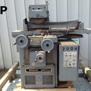 Snow-921-MK-II-9-X-21-Production-Surface-Grinder-132747633543