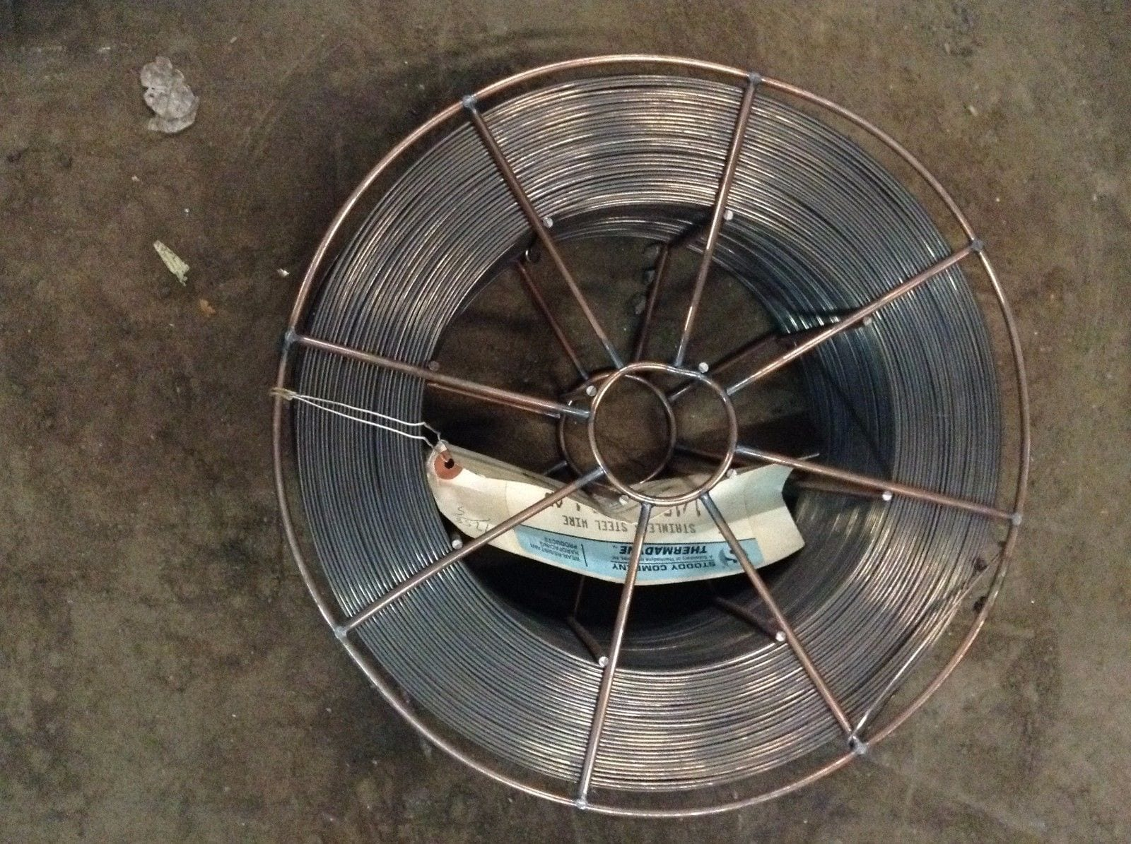 Stainless Steel Wire Distributors : Stoody company thermadyne lt ap stainless steel
