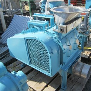 15-HP-Young-Industries-SS-Stainless-Steel-0125-Screen-Granulator-Size-1218-131906535884