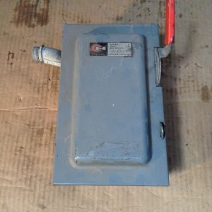 Cutler-Hammer-4105H341H-Safety-Disconnect-Switch-250V-30A-125250V-132621914594