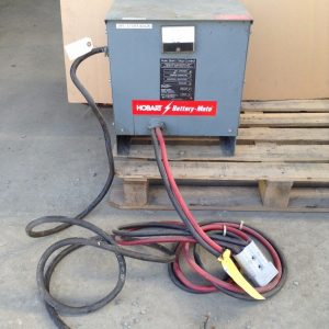 Hobart-Battery-Mate-880M1-12-Type-LA-Forklift-Battery-Charger-24V-150A-12-Cell-142519194924