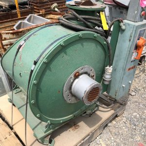 3-Hp-Spencer-1003-Turbine-Centrifugal-Multistage-Vacuum-Blower-400CFM-132610404685