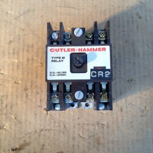 Cutler-Hammer-Type-M-D26M-4-Pole-Base-Assembly-Relay-for-600V-AC-Contactor-132607022765