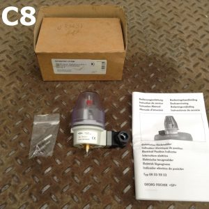 GF-Georg-Fischer-ER52-1-Electric-Valve-Position-Indicator-DN15-50-12-2-NIB-132677891035