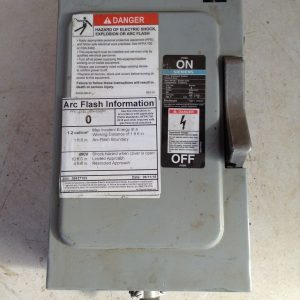 Siemens-I-T-E-F351-Series-A-Type-1-Fusible-Safety-Disconnect-Switch-30A-600V-3PH-142585362515