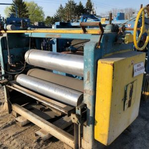 Used-56-Web-Roll-Coater-3-Roll-Vertical-Calender-Stack-12-9-Rolls-192653452795