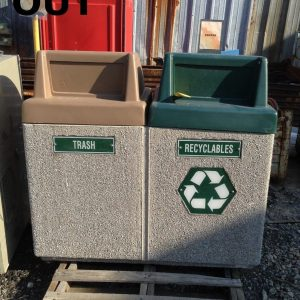 40-Gallon-Commercial-CementStone-Outdoor-Trash-and-Recycling-Can-50X25X52-192550314516