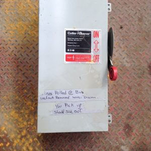 EatonCutler-Hammer-DH363FDK-Type-12-3R-HD-Fusible-Safety-Disconnect-Switch-100A-192336547306
