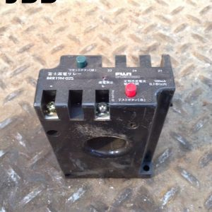 Fuji-Electric-BRR19N-02S-Protective-Relay-Current-Transformer-200220V-100mA-132548996876