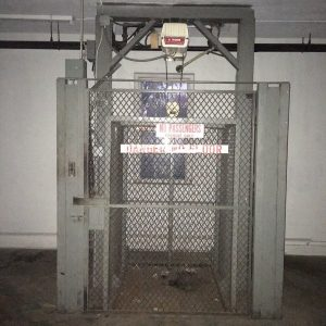 Used-Industrial-Coffing-1700-lb-Capacity-Freight-Elevator-10-Lift-142786547306
