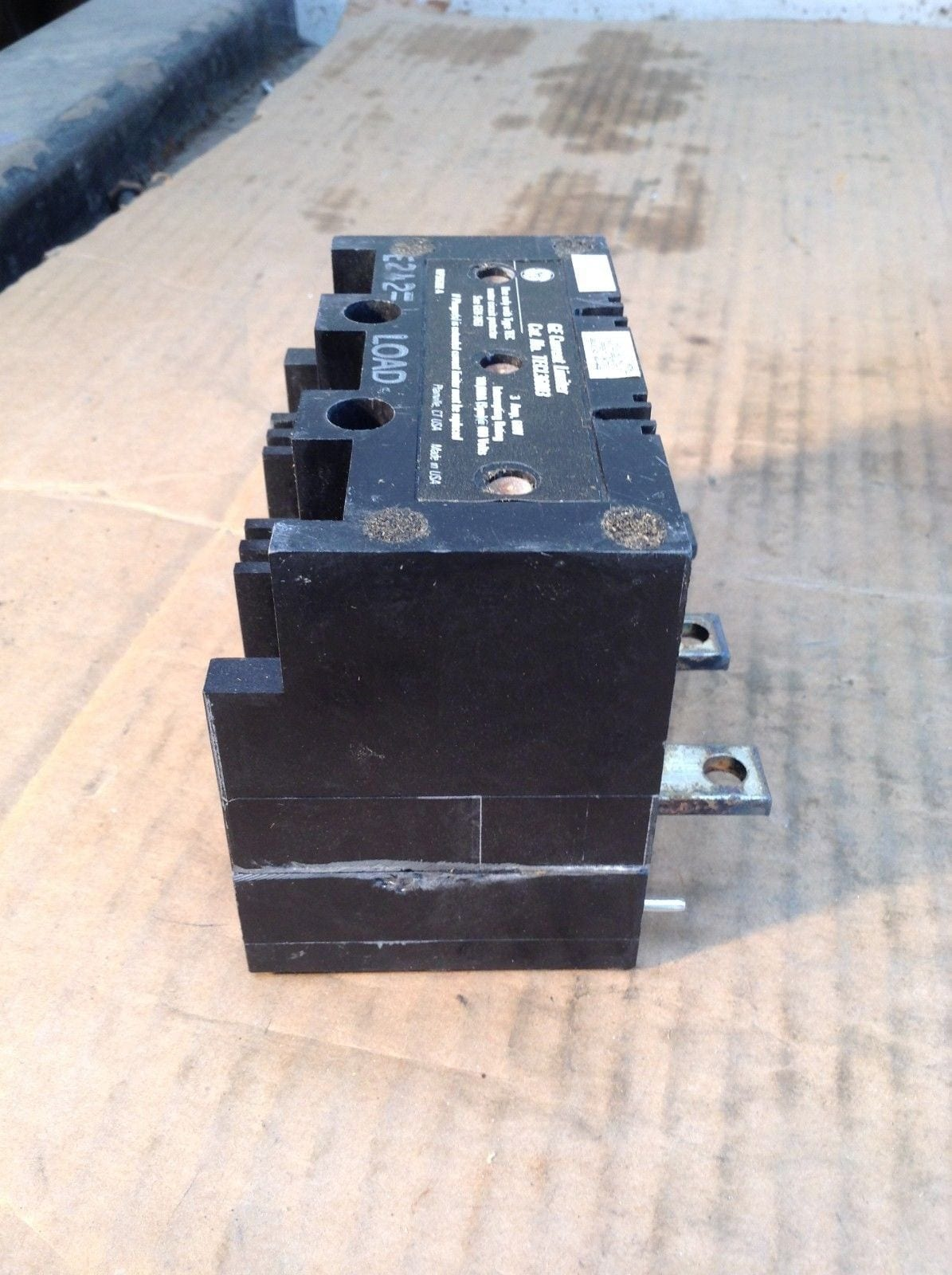 Ge General Electric Tecl36003 Mag Break Current Limiter 3a
