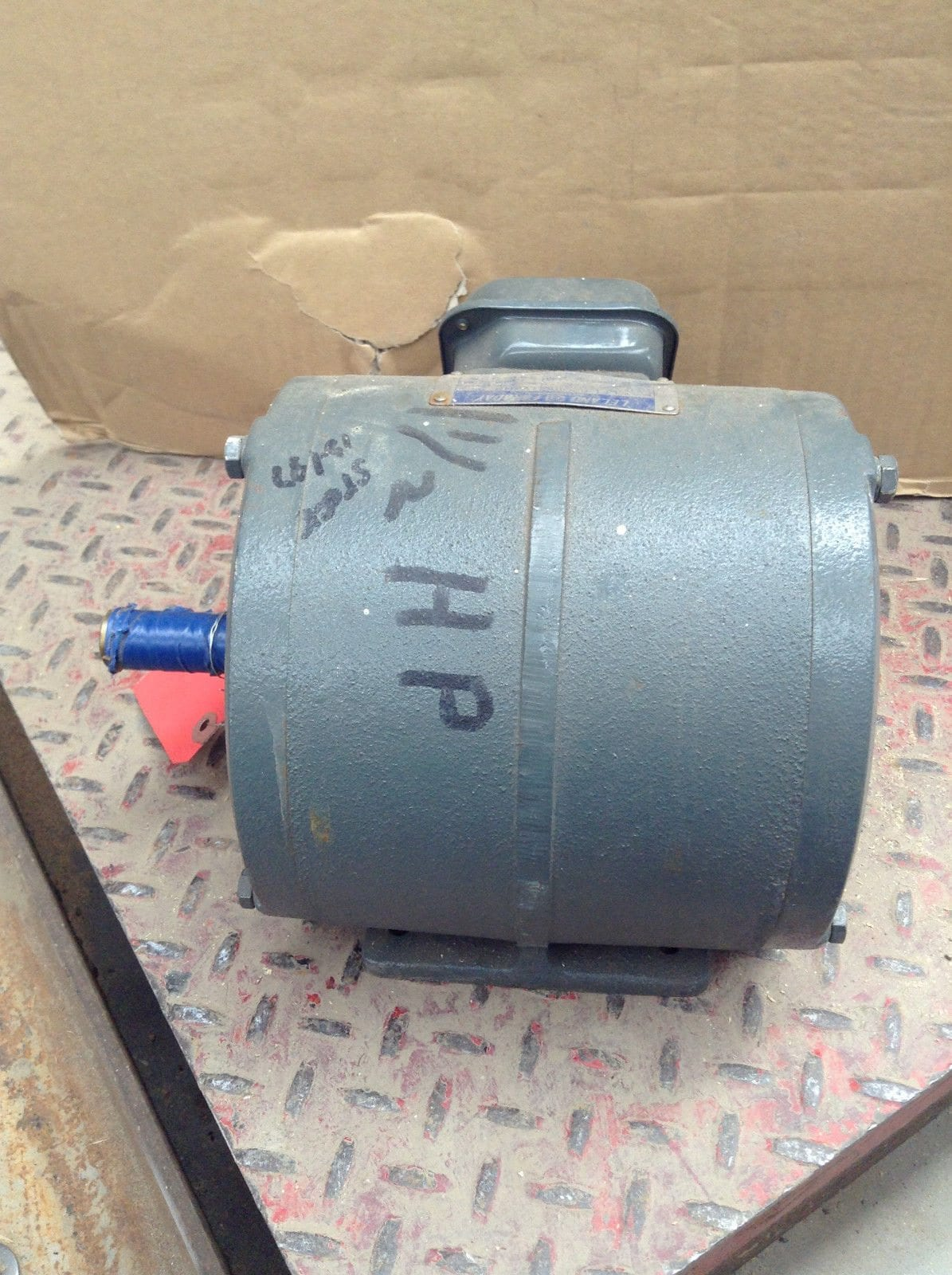 Leland Faraday LFI-82015C Electric Motor ...