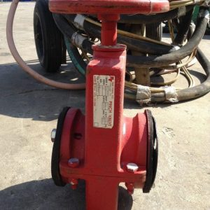 Red-Valve-Co-2-Manual-Cast-Iron-Pinch-Slurry-Valve-150PSI-CWP-Series-75-142918506107