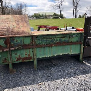 Tri-Pak-T-200-Industrial-Hydraulic-TrashGarbageRecycling-Compactor-10-HP-192514563427