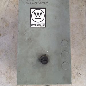 Westinghouse-A200S1CA-C-Type-1-Size-1-Magnetic-Starter-3PH-3P-460575VAC-120V-192319140407