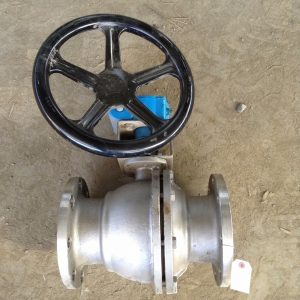 Alecto-OVC-266F-150-Stainless-Steel-6-Manual-Quarter-Turn-Ball-Valve-CF8M-142543229979