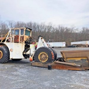 Raygo-Wagner-CD-800-Rubber-Tired-Articulated-Carry-Dozer-Wheel-Loader-Pay-Loader-192653452789